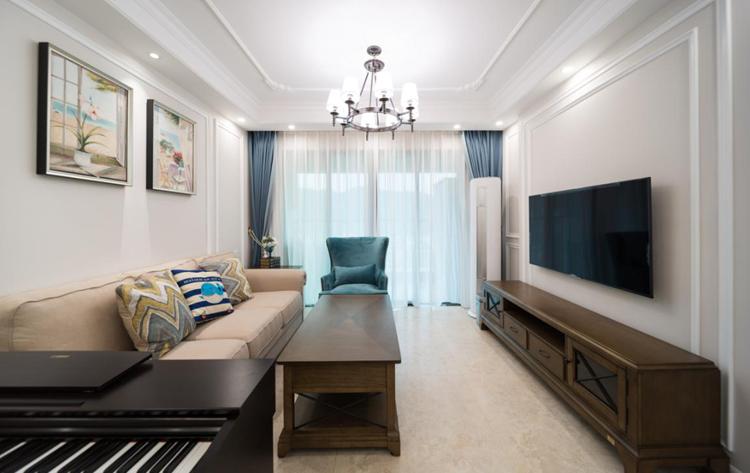 这么大气的装修,舒适温馨完美的家!
