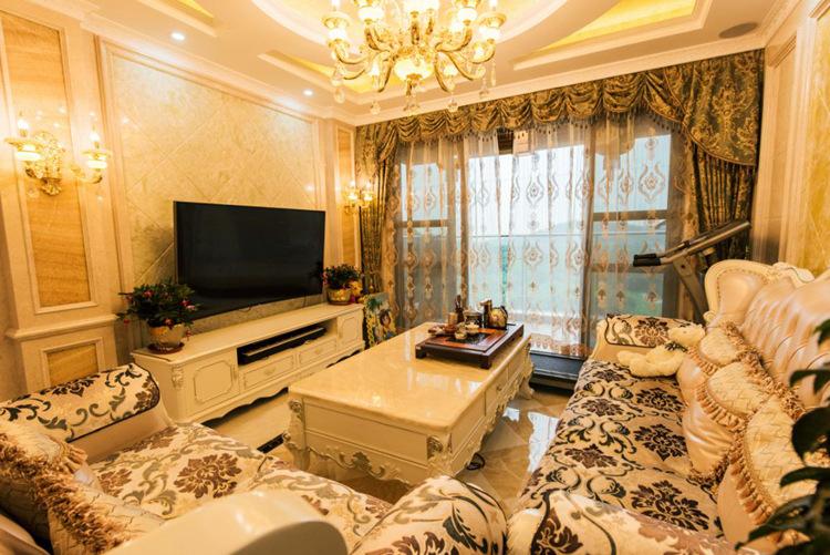 欧式风格,尽享华丽高贵的品质生活!