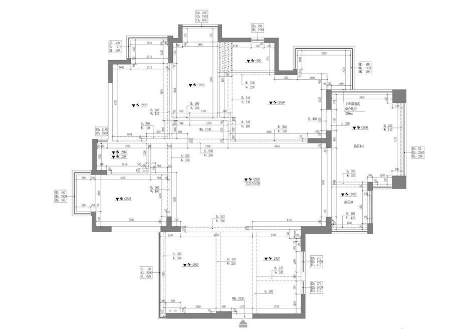 旧房格局优化
