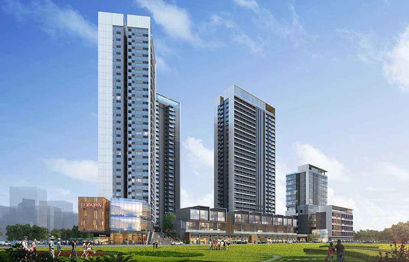 热装楼盘 | 125㎡新中式风格,探索正大城的装修之旅!